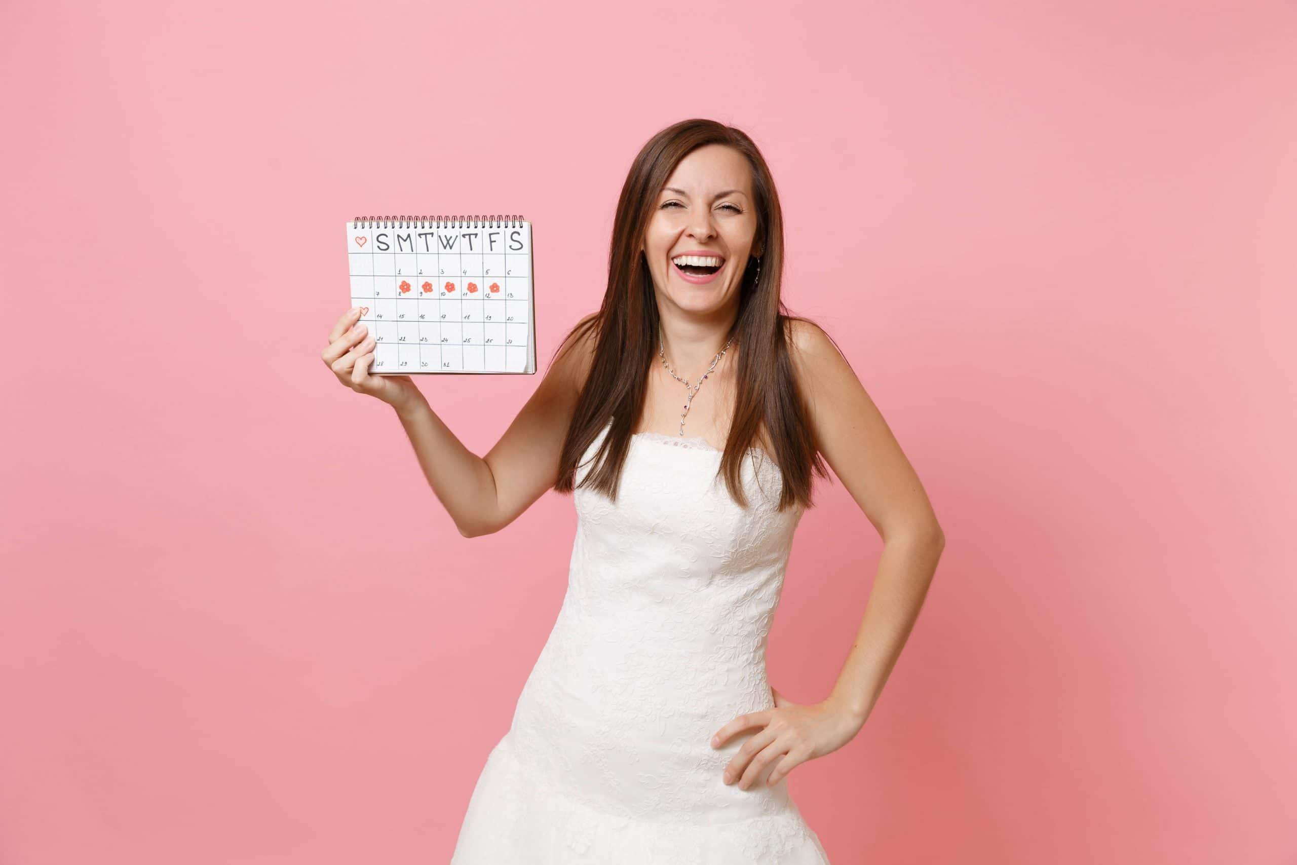 Suivre mon ovulation avec un calendrier de fertilité personnel